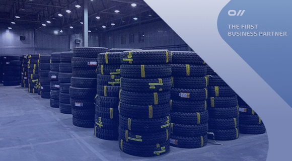 Logistic Tire Center in Kyiv is 1 year old!